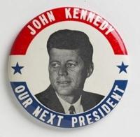 JFK 1960 campaign