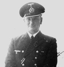 Kapitan Werner Lott Commander U-boat 35