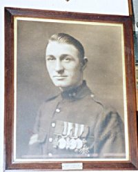 James Ockendon VC Winner