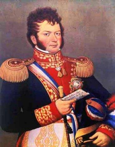 Bernardo O'Higgens Chilean Liberator