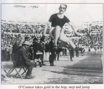 Peter O'Connor Irish Athlete olympian