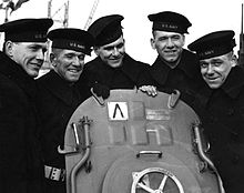 The Sullivan brothers on SS Juneau
