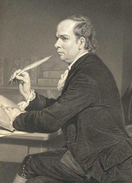 Oliver Goldsmith 1728-1774