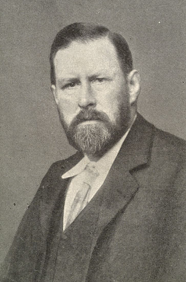 dracula author bram stoker