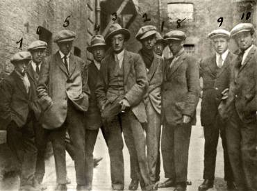 Cairo Gang - Bloody Sunday 1920 Ireland
