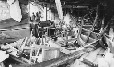 birmingham pub bombing 1974 Mulberry Bush