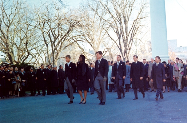 JFK Funeral Procession