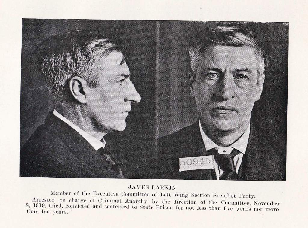Big Jim Larkin_mug_shot usa arrest