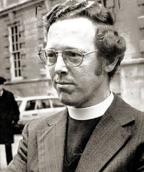 Rev. Robert Bradford Unionist MP killed by IRA