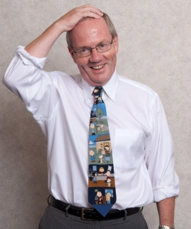 Chicago motivational humorous speaker business healthcare