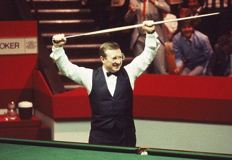 Dennis Taylor World Snooker Champ 1985