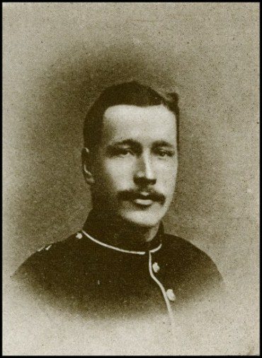 Kilkenny born John Barry VC