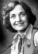 Nobel Prize winner Mairead Corrigan