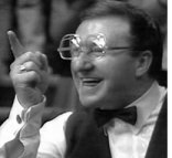 Dennis Taylor world snooker champion