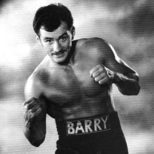 Champ Barry McGuiganl