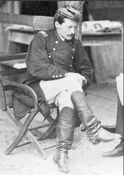 Charles H.T. Collis irish medal of honor winner