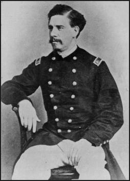 James Rowan O'Beirne during Civil War