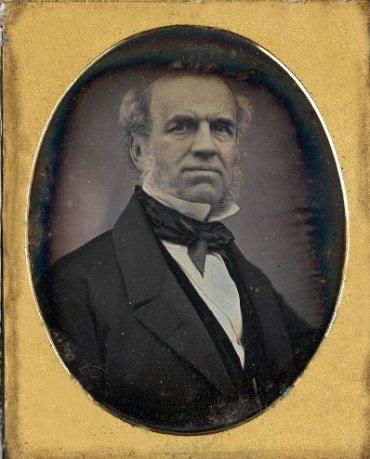 Irish social reform campaigner James Haughton 1795-1893