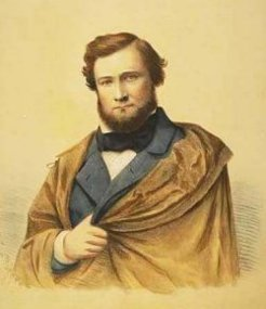 Irish born Eureka rebellion leader peter lalor
