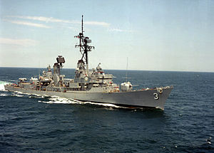 USS John King in honor of mayo born double medal of honor recipient