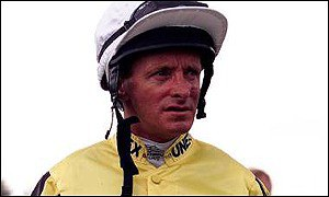 Champion Jockey Pat Eddery
