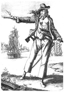 The Pirate Anne Bonny born in ireland