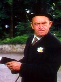 Dublin Born Barry Fitzgerald