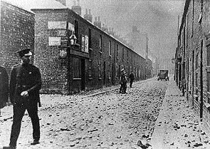 Aftermath of Belfast riot