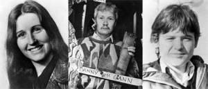 Mairead Farrell, Danny McCann, Sean Savage