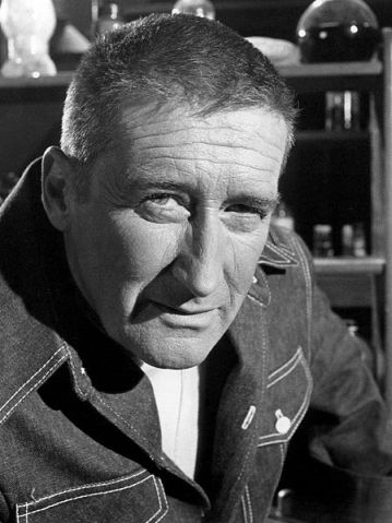 Crime writer Mickey Spillane