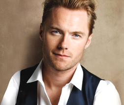 pop star ronan keating