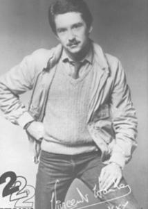 Vincent Hanley 1954-1987