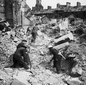 Looking for survivors - Belfast 1940
