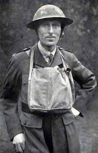 Journalist Philip Gibbs