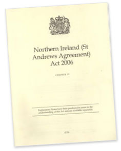 St. Andrews Agreement